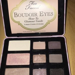 Too Faced Makeup - Anastasia Beverly Hills,Too Faced&Paris Hilton set